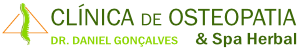 Logo Clínica de Osteopatia & Spa Herbal Dr. Daniel Gonçalves